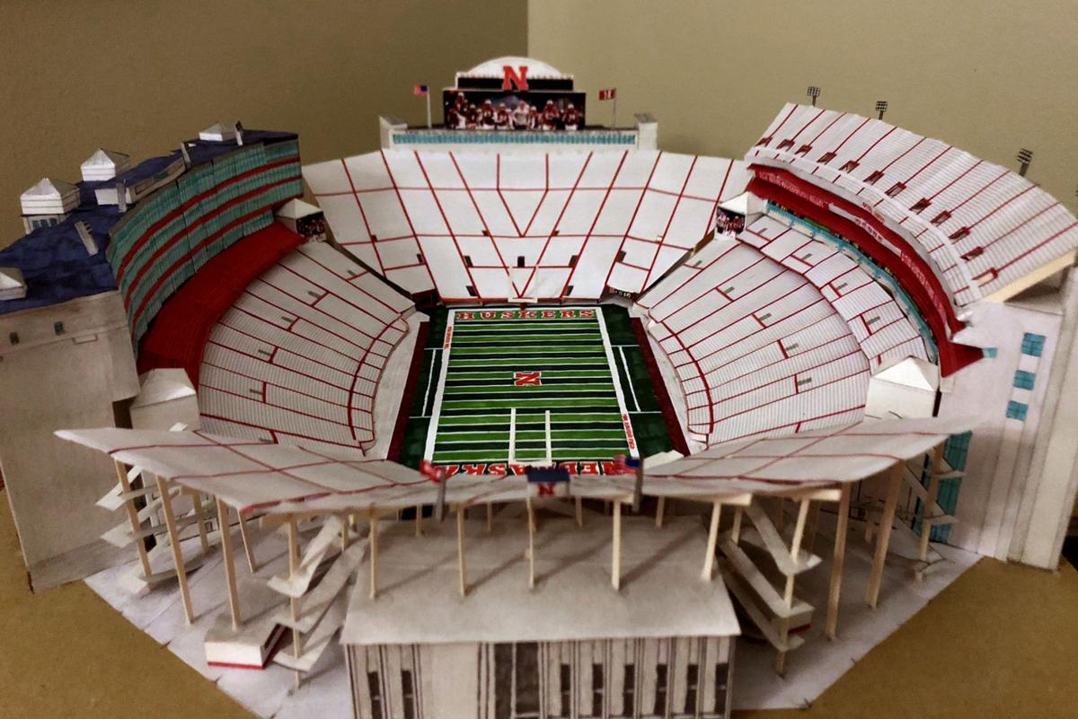 Trey Ashby's paper Memorial Stadium