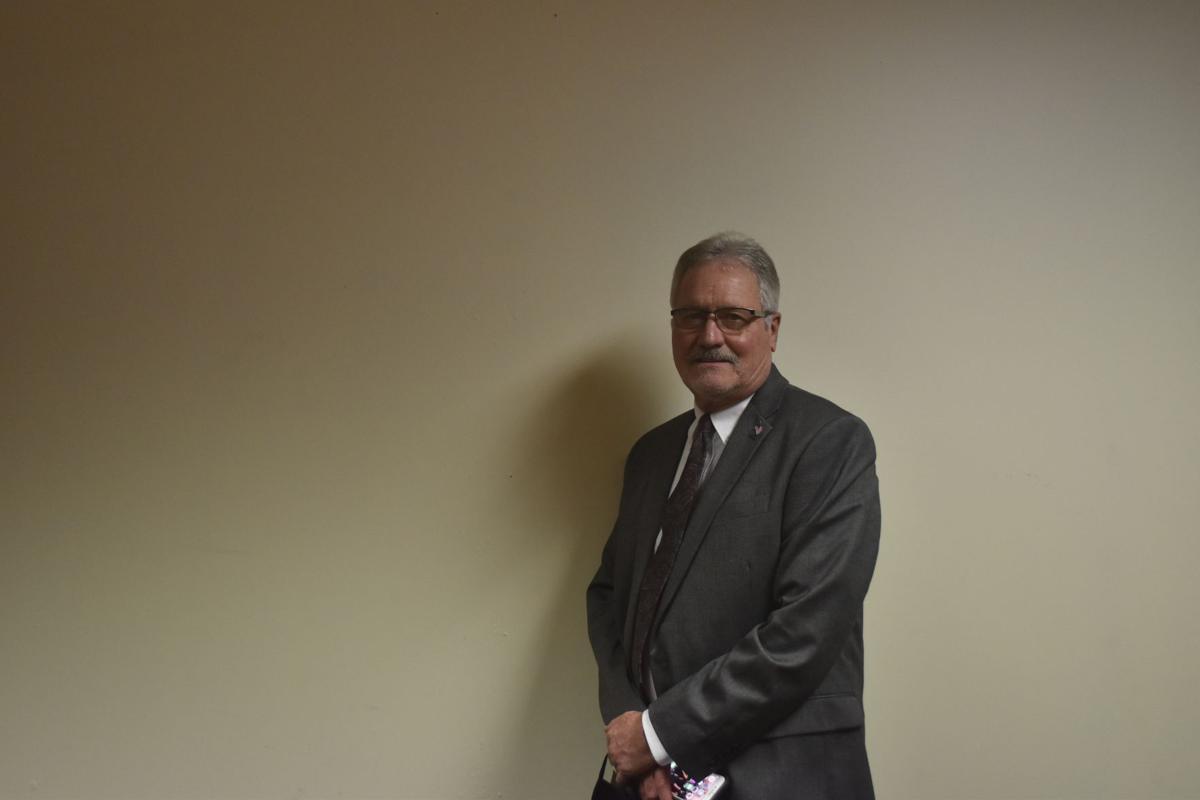 Mayor Jim Bulkley