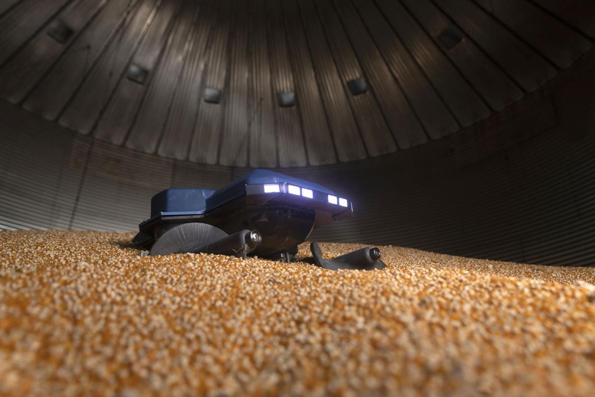 Grain Robot