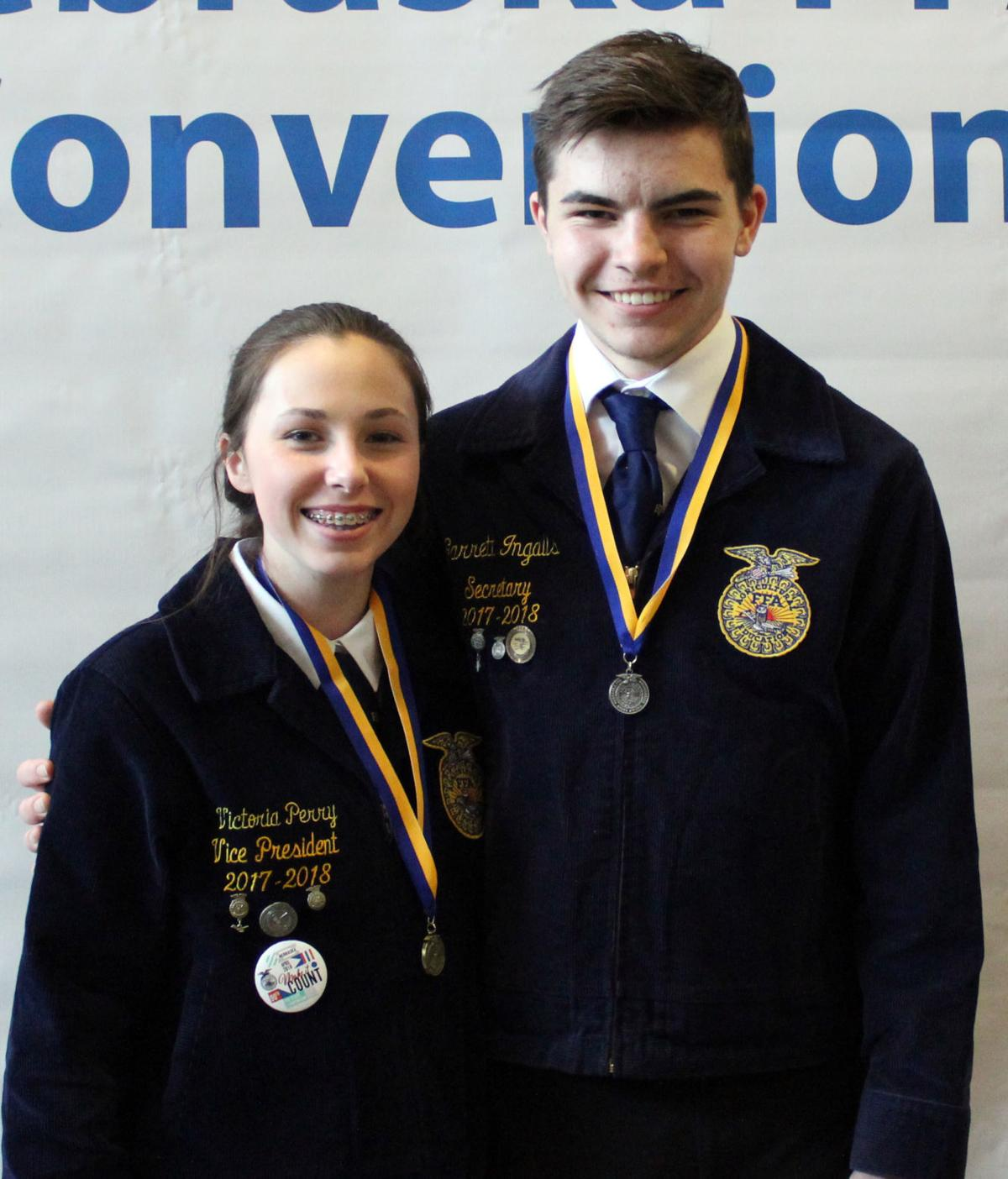 S-RC FFA places at state convention