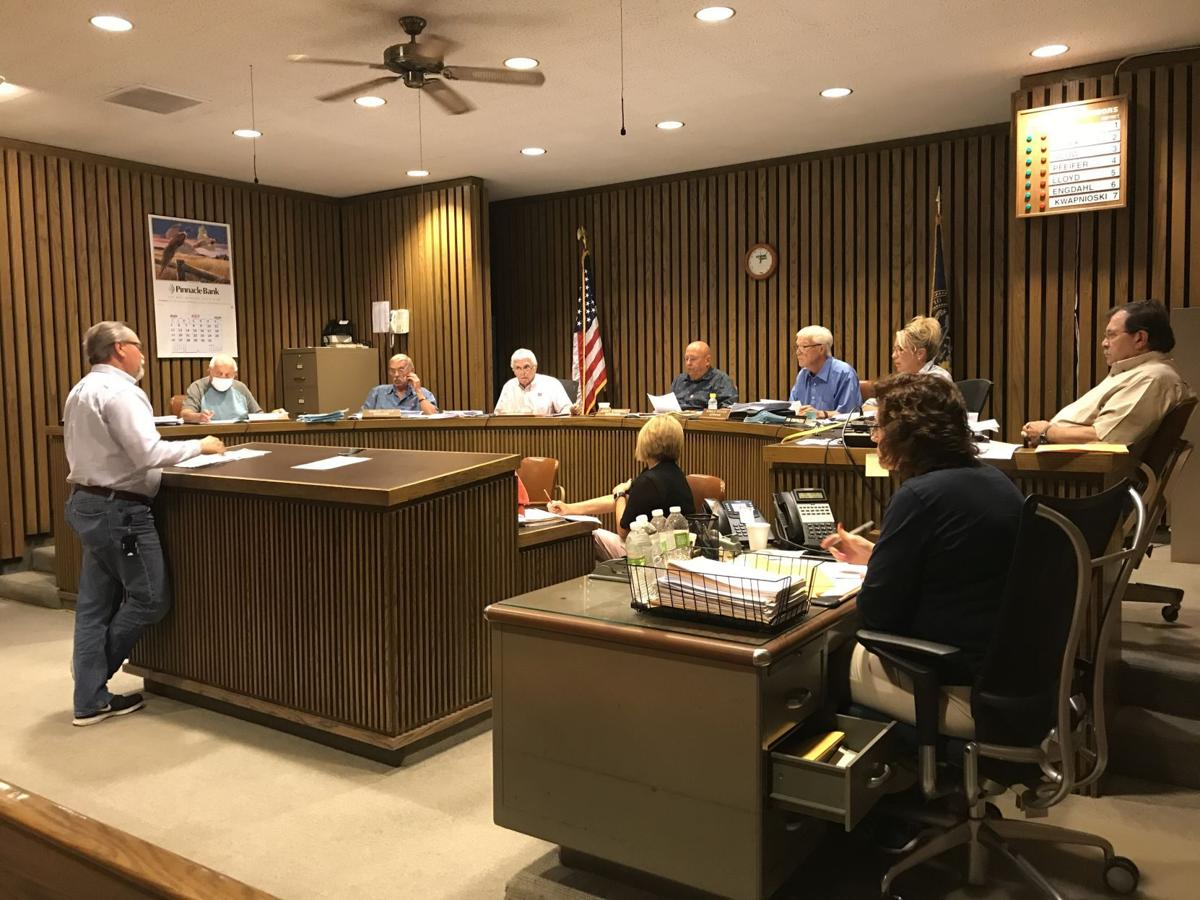 Platte County Board of Supervisors