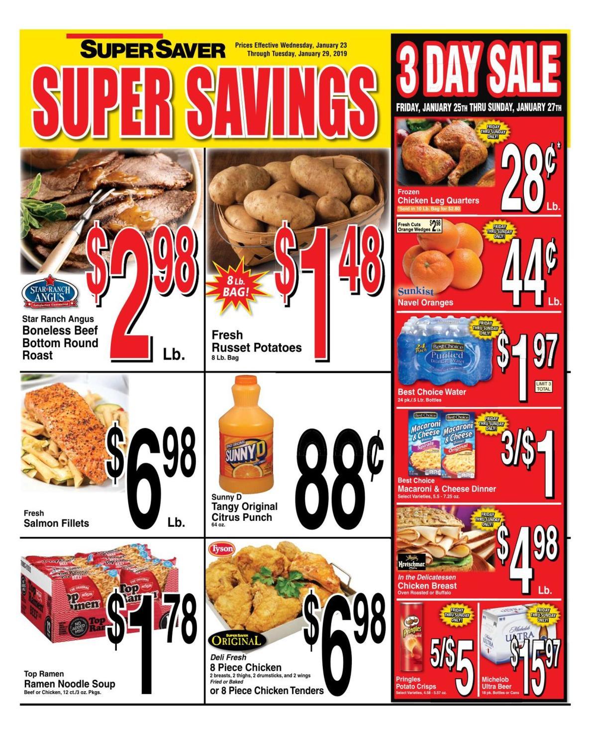 Super Saver - 012319