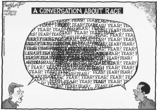 Race discussion