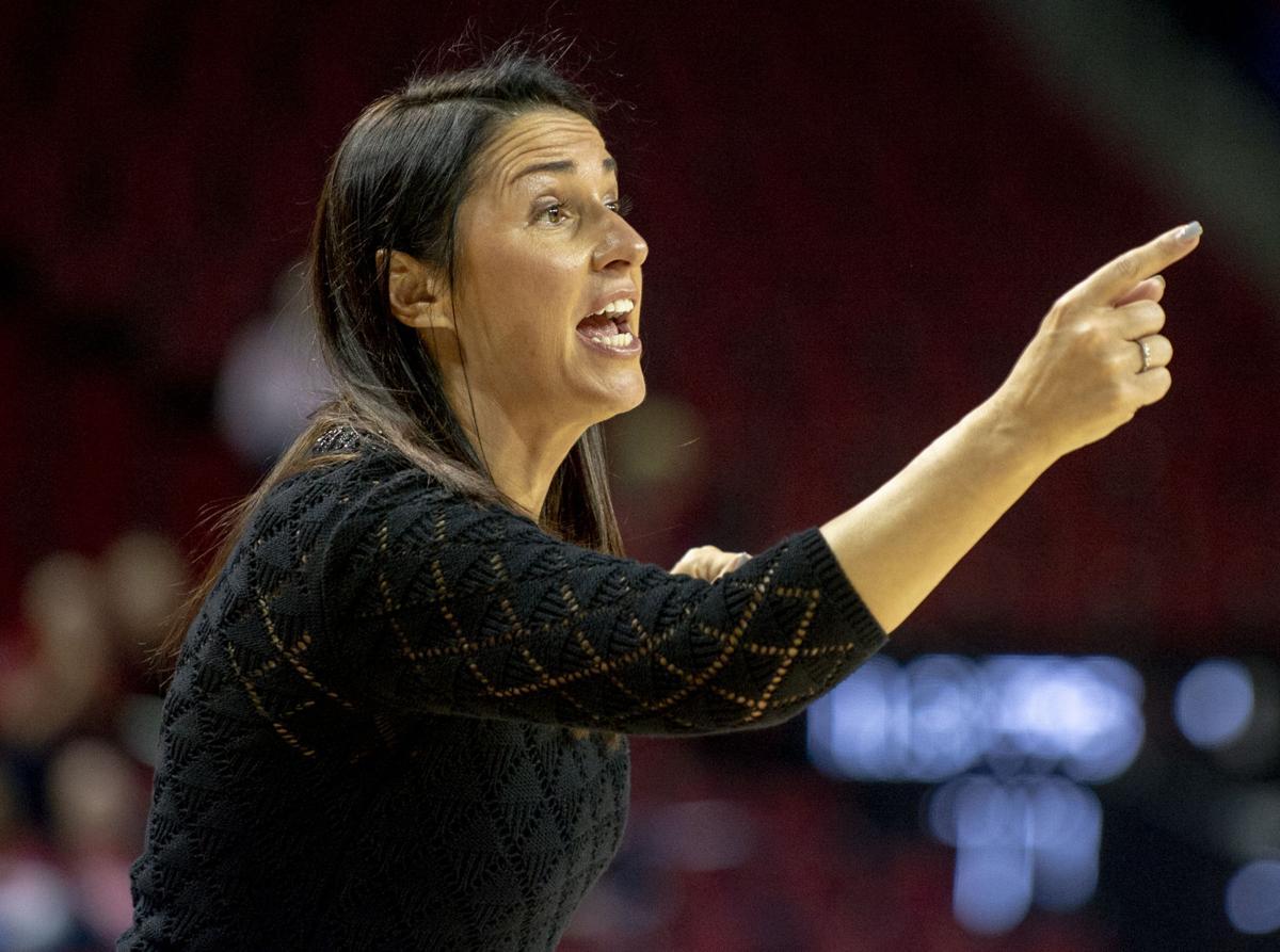 NU women's basketball, 11.2