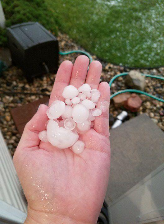 Hail June 12