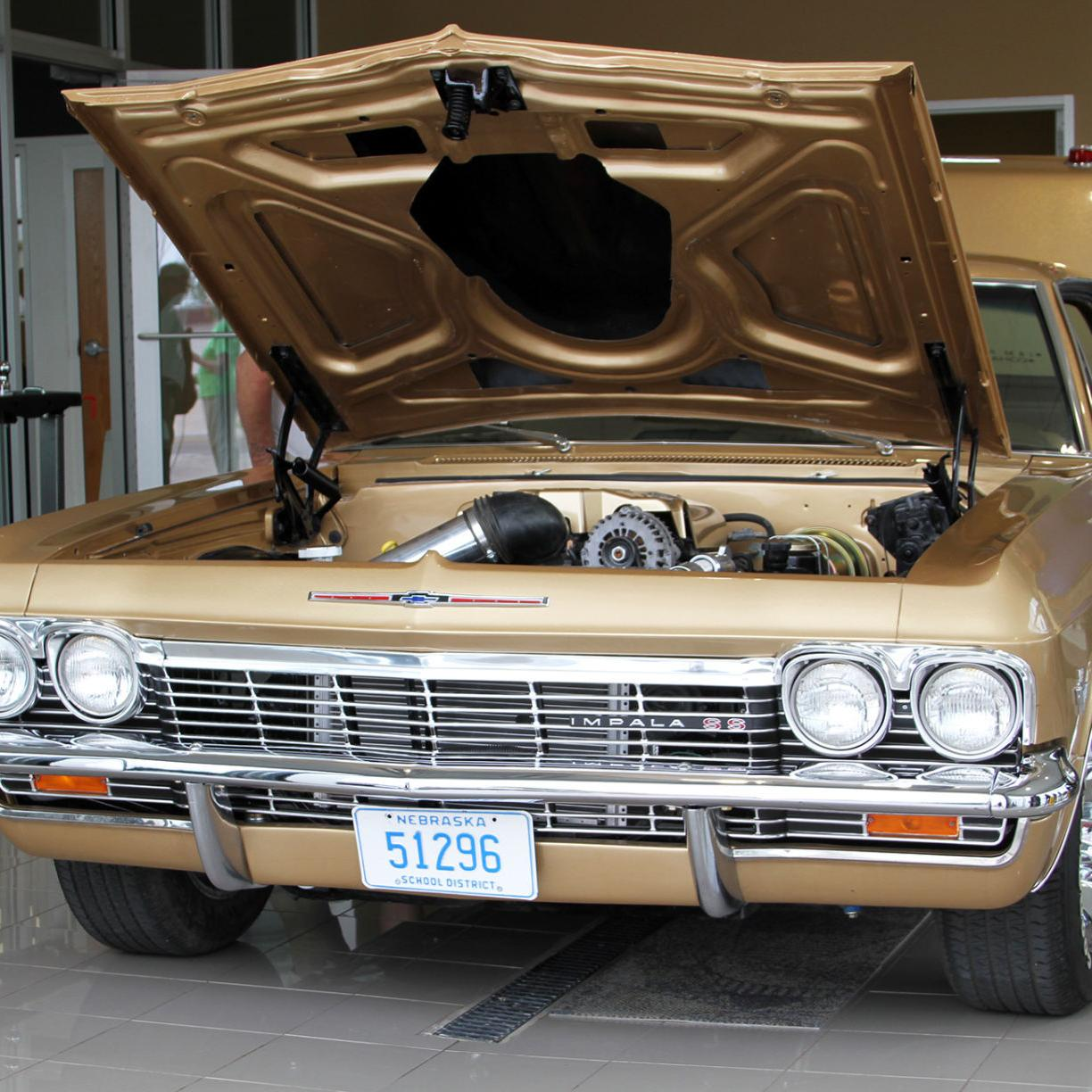 Restored '65 Impala joins car show lineup | Local News