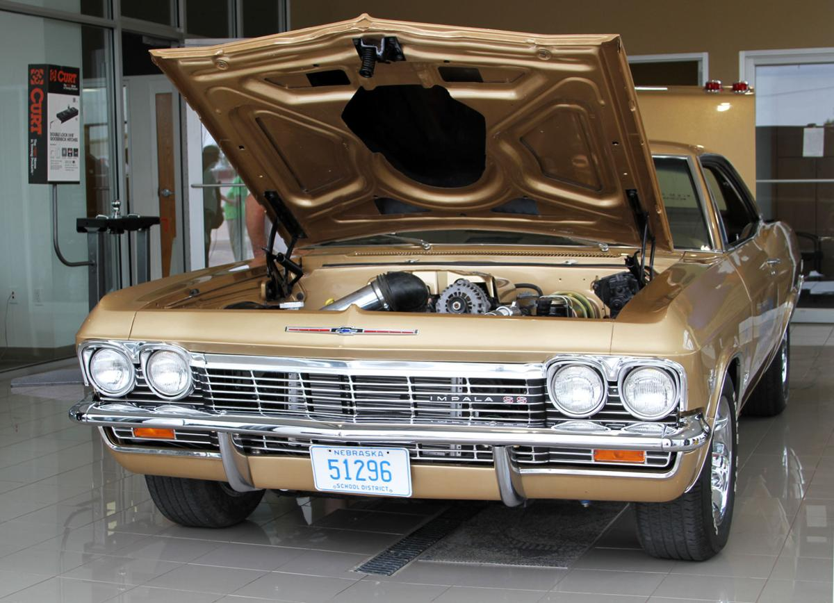 Restored \'65 Impala joins car show lineup | Local News ...