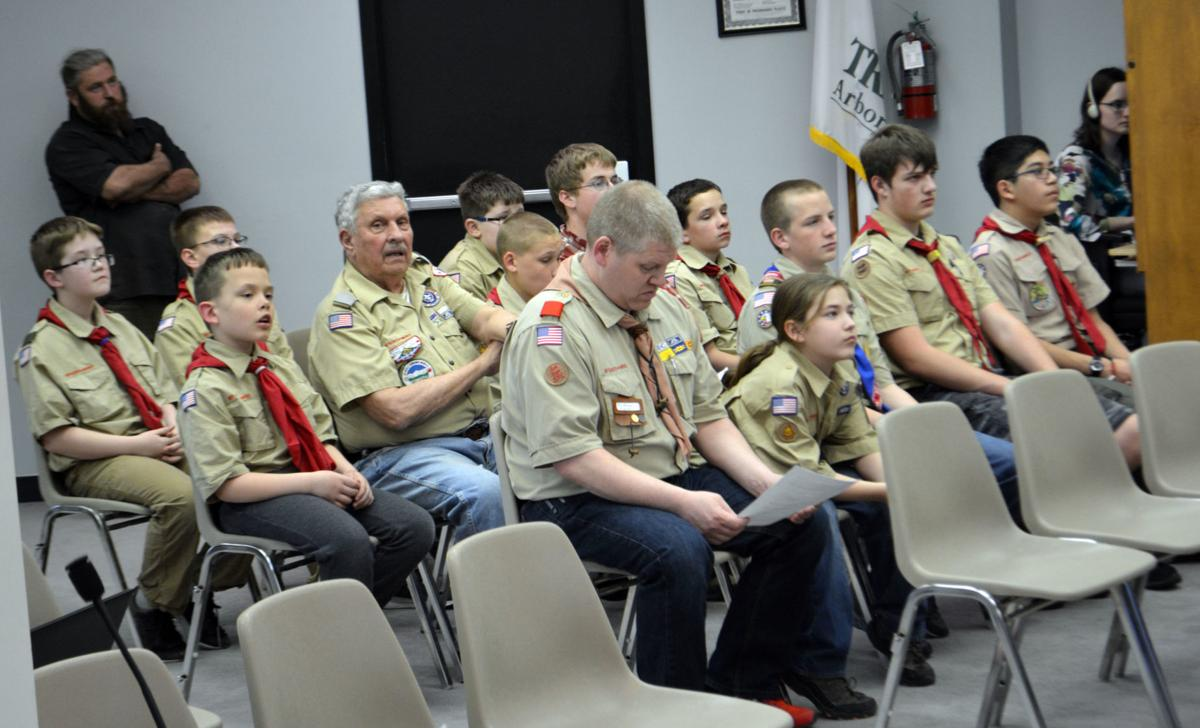 Boy Scout Troop 212