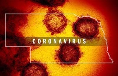 Coronavirus Nebraska logo 2020