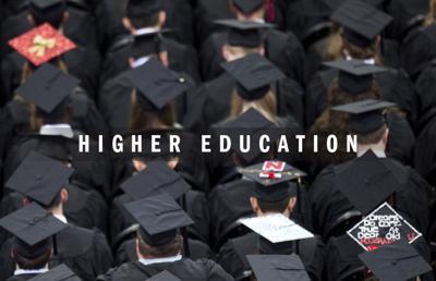 Higher education logo 2020