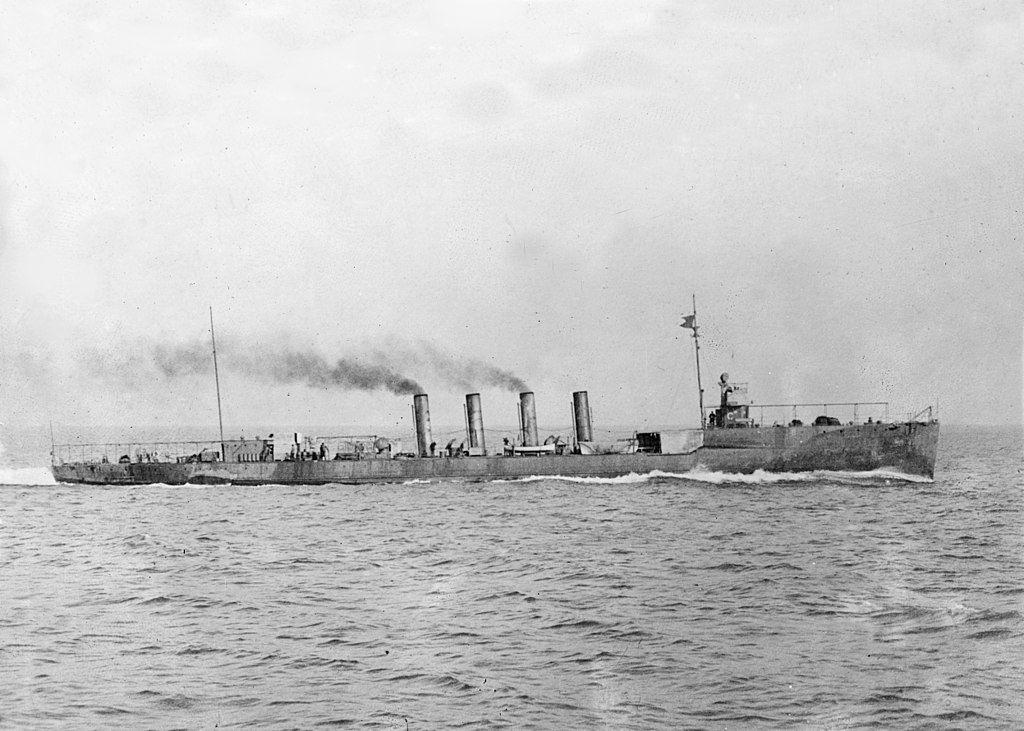USS McCall