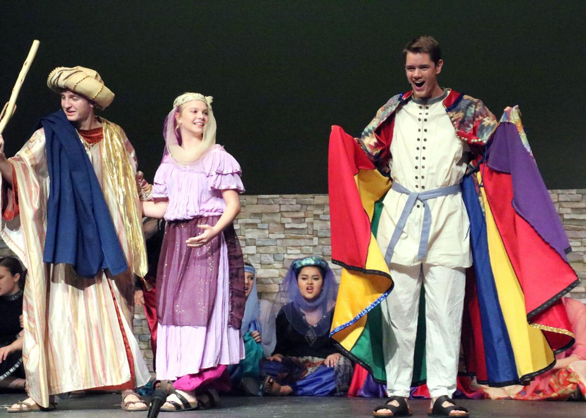 'Joseph and the Amazing Technicolor Dreamcoat'