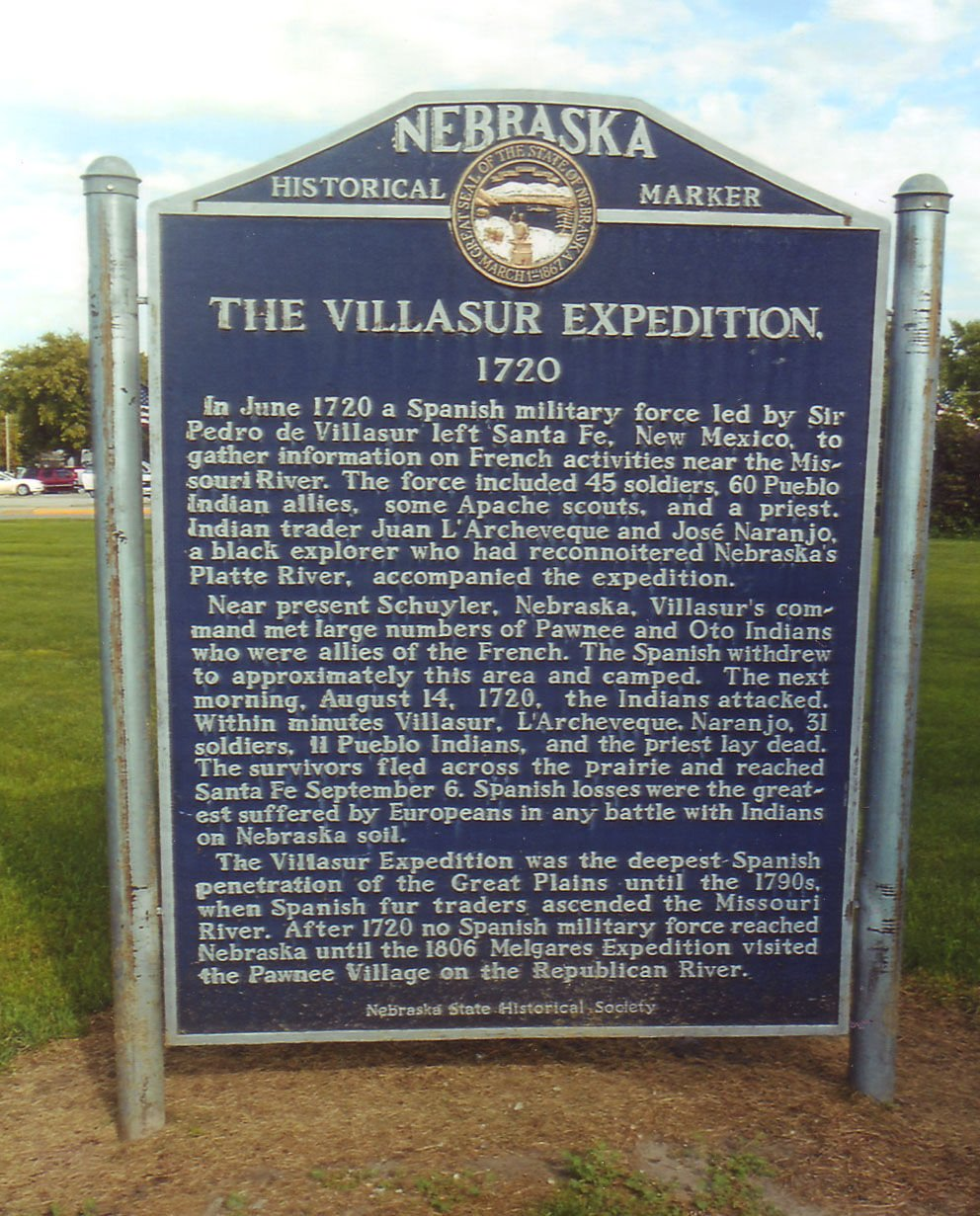 Platte County historical markers