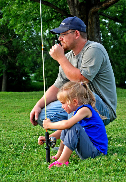 Hook line and sinker local for Nebraska game fish and parks