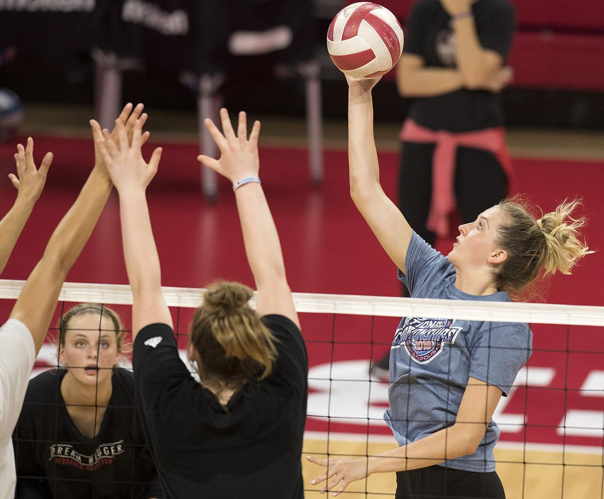 Husker Volleyball Tops 21 22 Recruiting Rankings College Columbustelegram Com