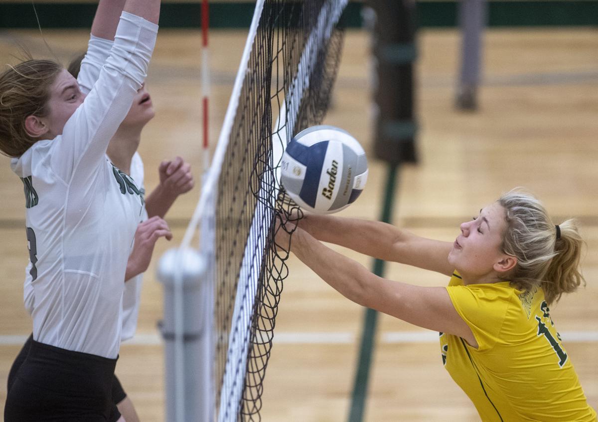 HAC Volleyball Tournament Championship Match, 10.24