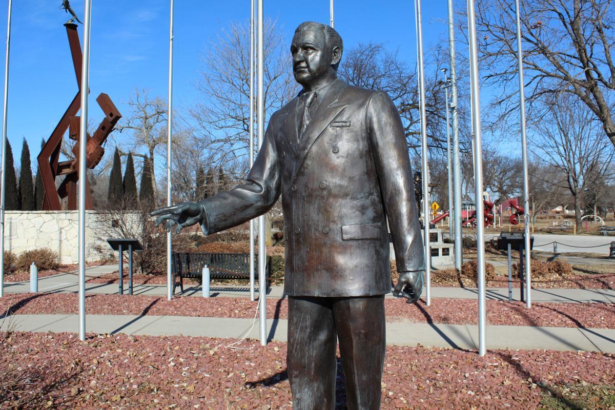 Andrew Jackson Higgins Statue