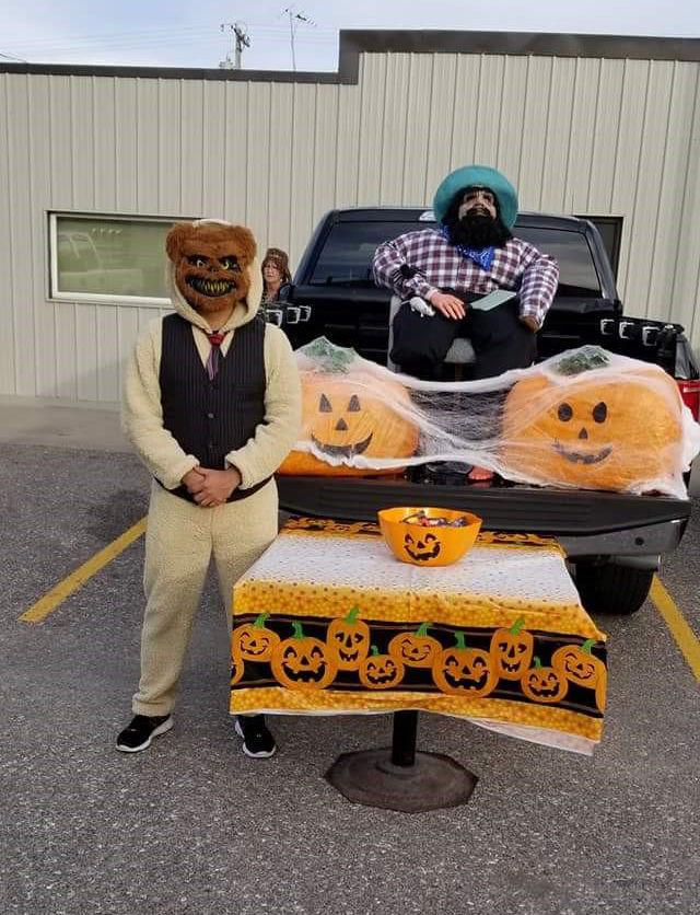 Schuyler Halloween is here