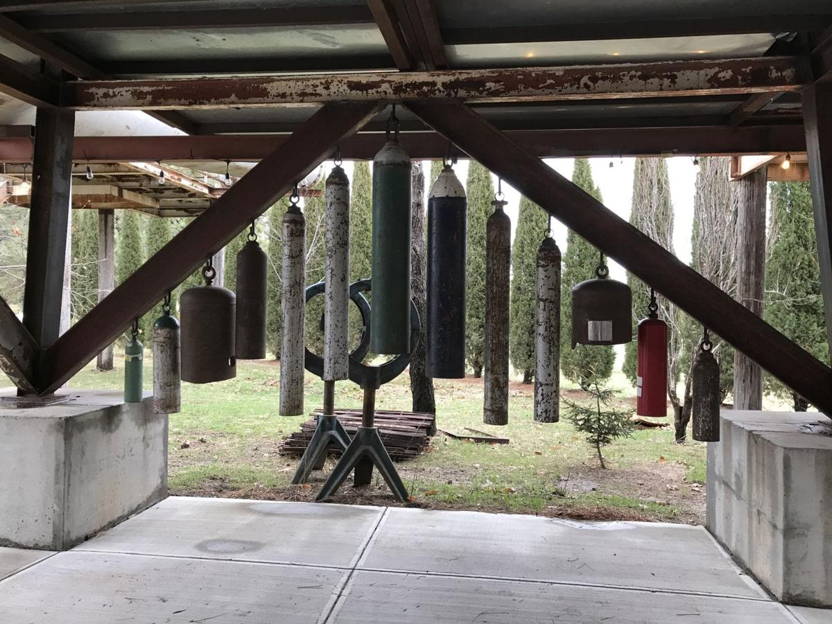 Barcel treehouse bells