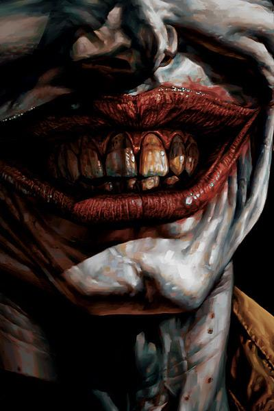 Batman: the killing joke joker dc comics alan woods png download.