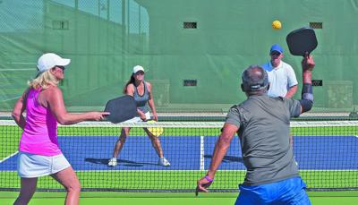 Racquet sports: A good way to ramp up your fitness