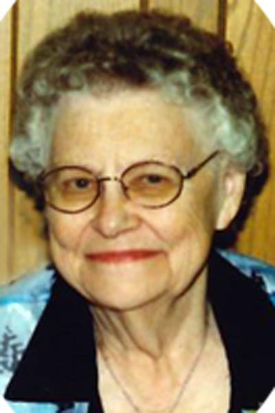 Ruth Agnes Deckert