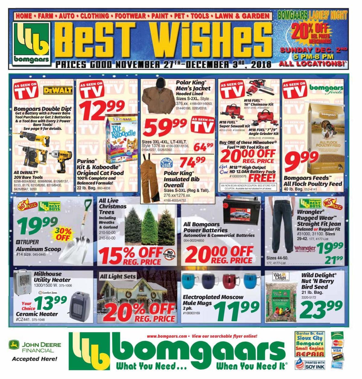 Bomgaars - 112718