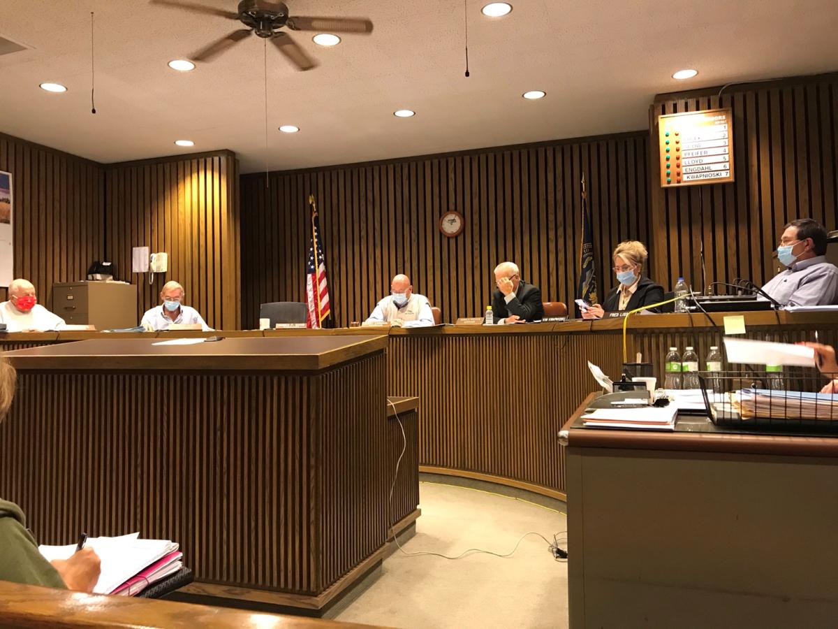 Platte County Board
