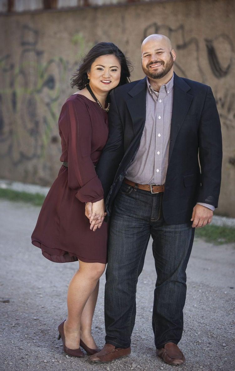 Kelly Marie Olson & Raymond Douglas Engstrom