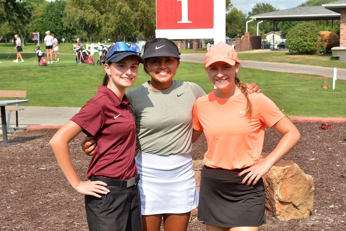 Columbus High Girls Golf