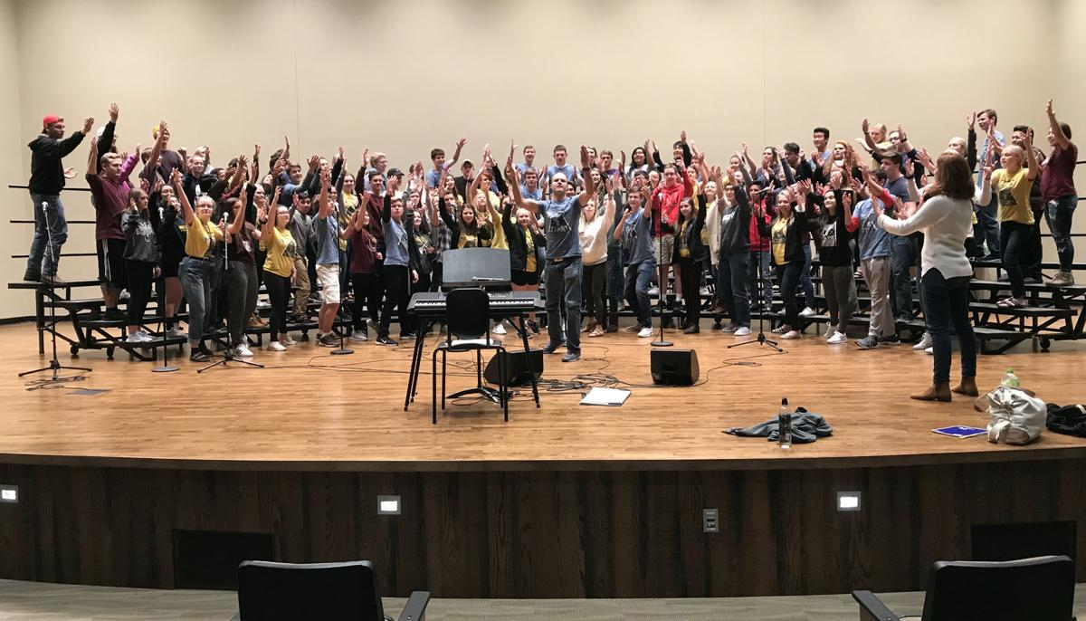 Chs Concert Choir Nashville Bound To Compete At Grand Ole Opry