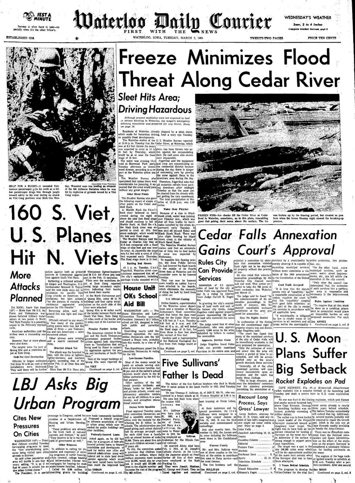 Courier March 2, 1965