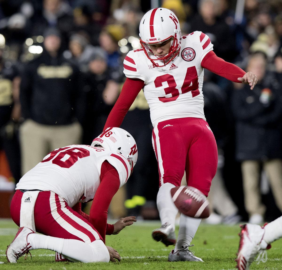 Nebraska vs. Purdue, 10.28.17
