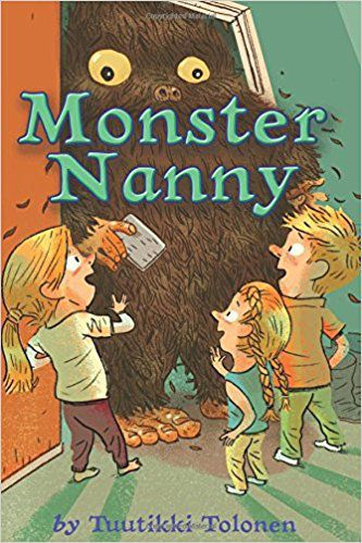 Monster Nanny, publicity photo