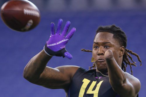 Shaquem Griffin, Football Player With 1 Hand, Wows Scouts At NFL Combine