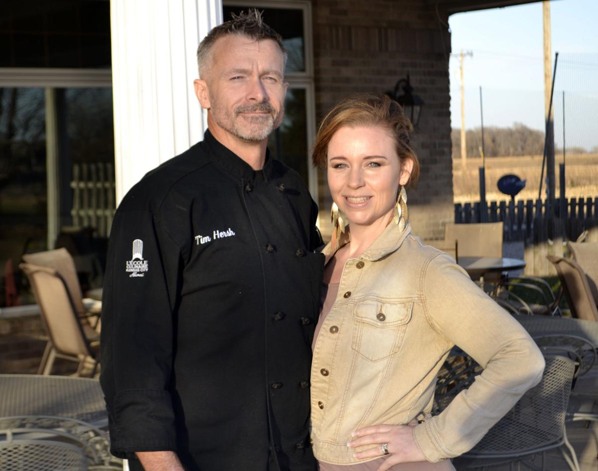 Tim and Amanda Hersh
