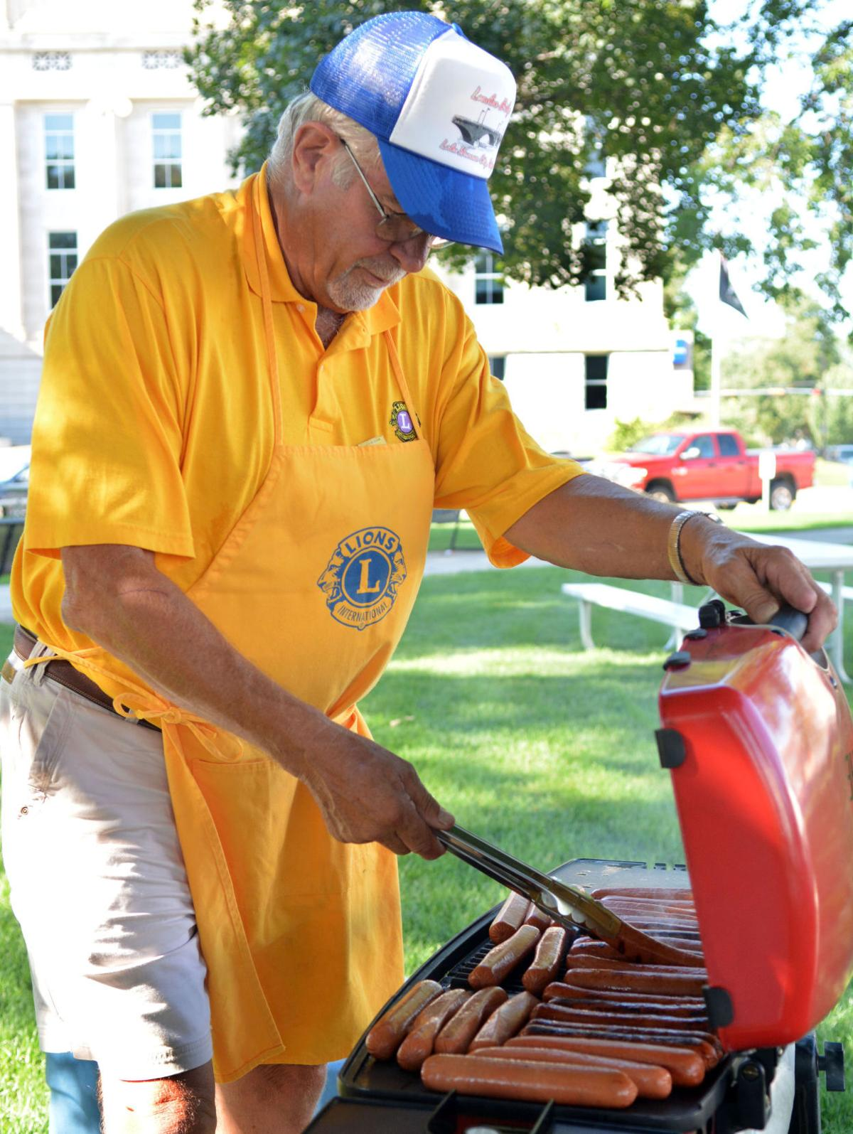 Local Lions Club Roars Into 95th Year
