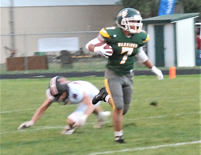 Schuyler Football 9.27