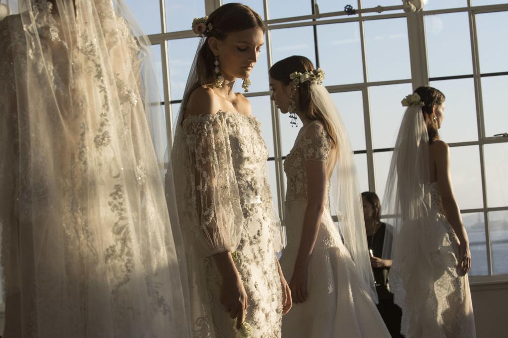 Here comes     Bridal Fashion Week | Lifestyles