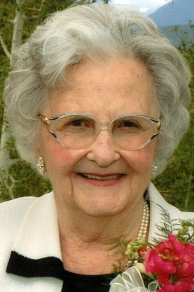 Esther Louise (Smith) Kauffman