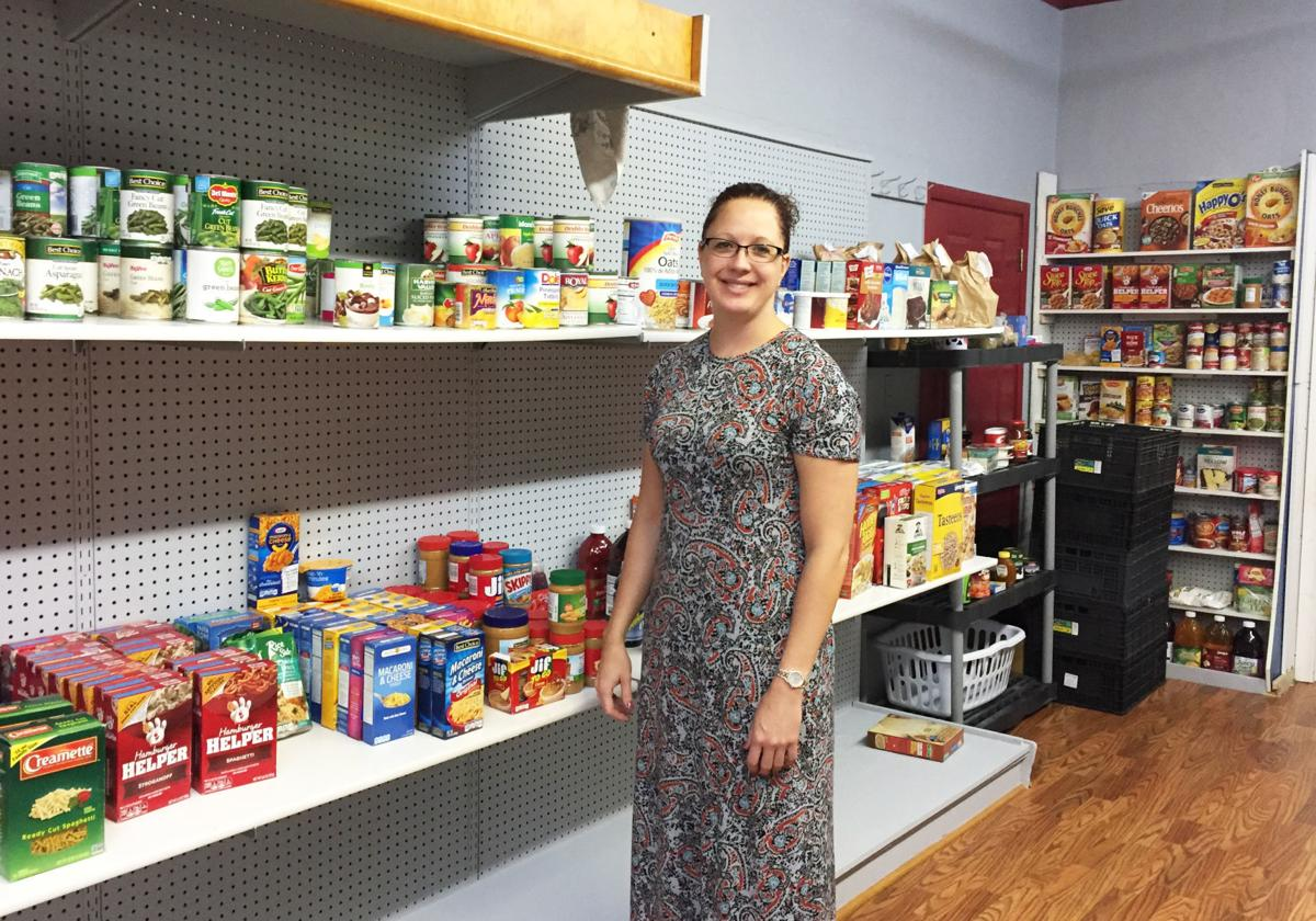 Colfax County Food Pantry