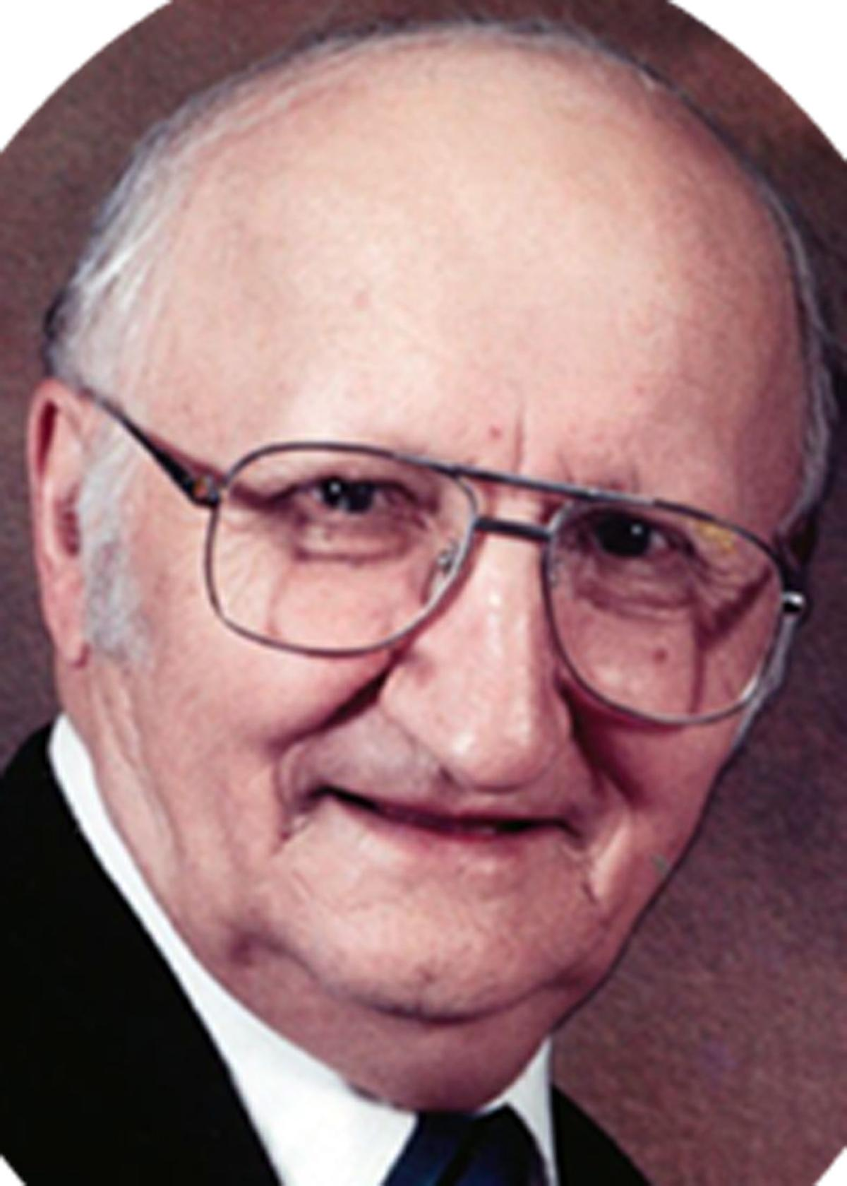 Rev. William Effa