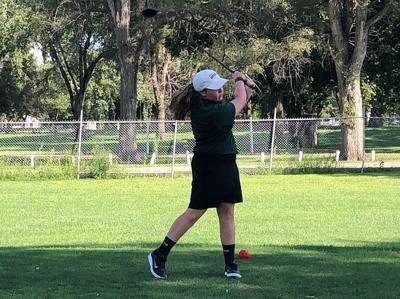 Schuyler Girls Golf 8.26