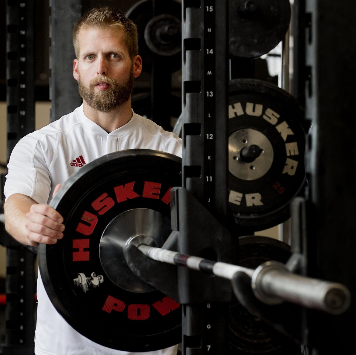 Crawford's rise in ring aided by Husker football strength coach