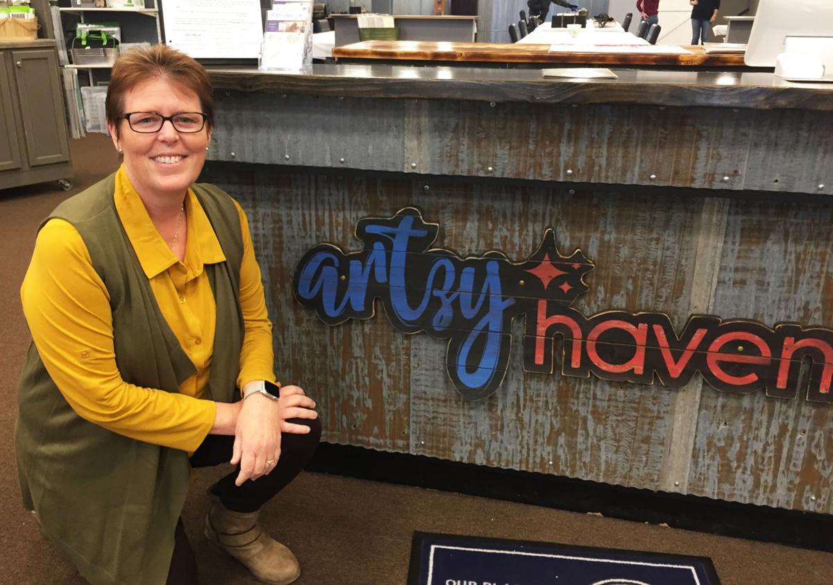Artzy Haven Move