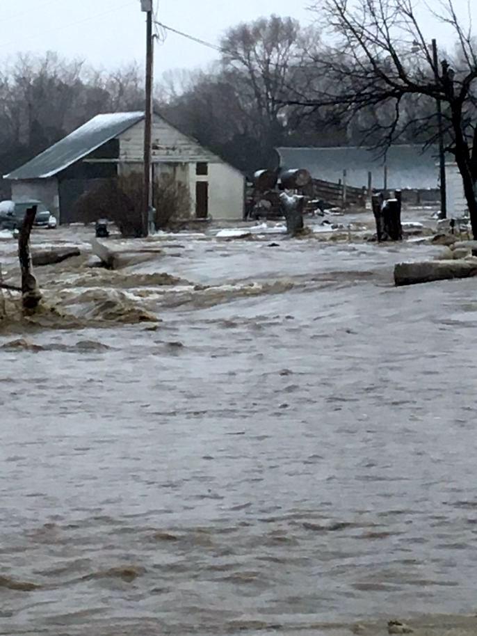 Flooding-Verdel