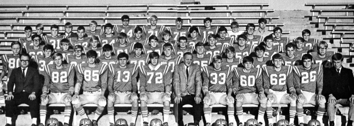 1969 Lakeview Football Team