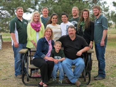 parsons named family of the year by nswca news