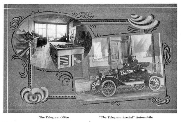Columbus Telegram Early Days1