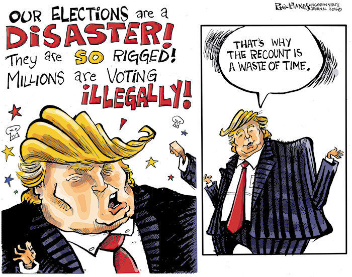 The 42 Best Donald Trump Cartoons Of All Time Opinion